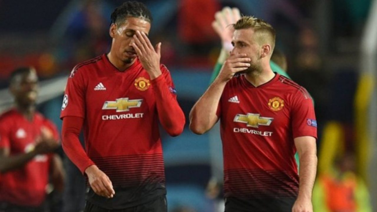 Man United Dipastikan Gagal Lolos Ke Liga Champions