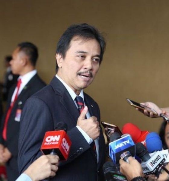 Pemeritah Batasi Media Sosial, Roy Suryo Keputusan Lebay