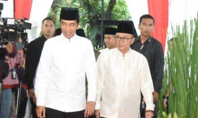Dukung Pemerintahan Jokowi, PAN Kami nggak pake syarat-syarat!