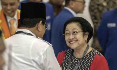 Menu Makanan Khusus Megawati untuk Prabowo