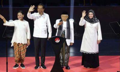 PPP Bantah Ma'ruf Amin Tidak Dilibatkan di Penyusunan Kabinet Jokowi
