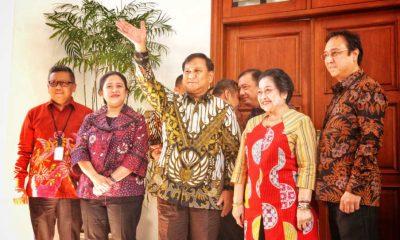 Pengamat Prabowo Coba Minta Jatah Menteri Lewat Megawati