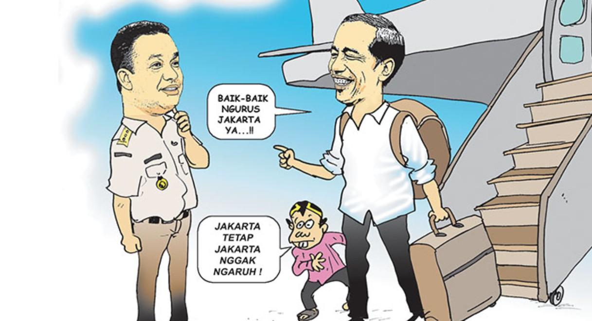 Aset Negara di DKI Jakarta Akan Dijual Untuk Bangun Ibu Kota Baru