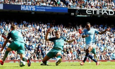 Big Match Man City Vs Tottenham di Pekan Kedua Liga Inggris