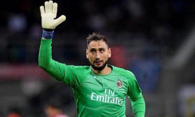 Demi James Rodriguez, AC Milan Dikabarkan Siap Jual Donnarumma