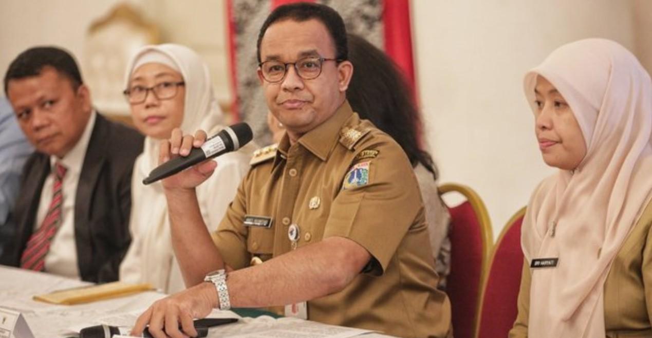 Dikritik Soal Sampah, Anies Ungkit Gubernur Sebelumnya