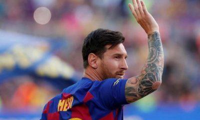 Lionel Messi Putuskan Bertahan, Ini Respons Barcelona