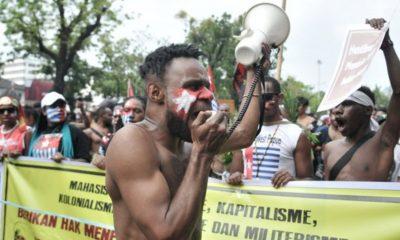 Papua Mencekam, Kota Jayapura Lumpuh Total
