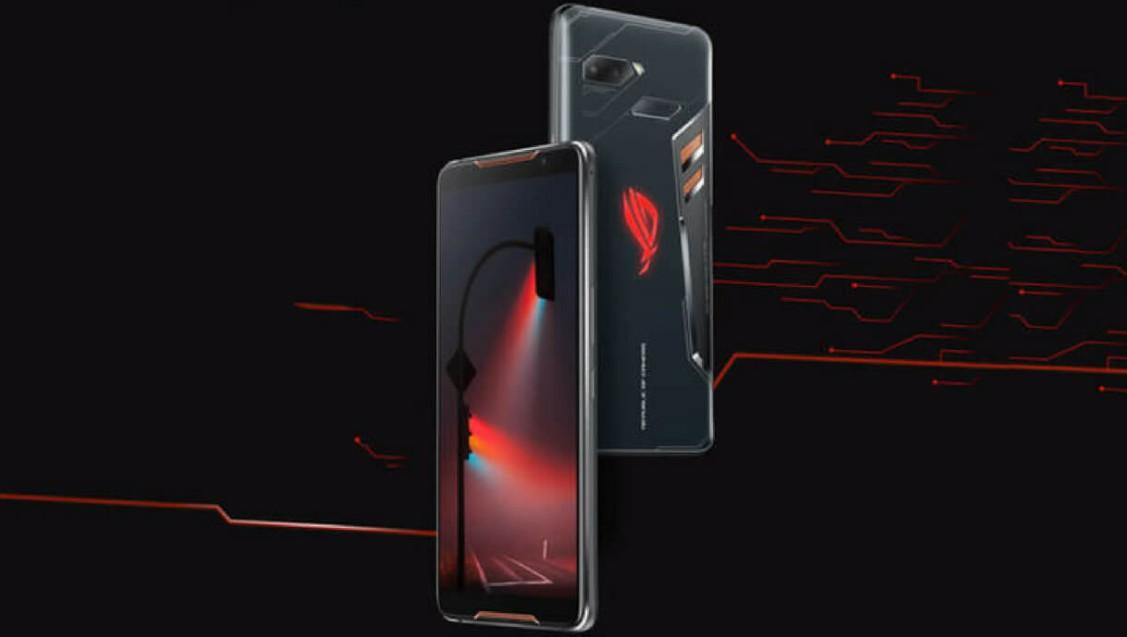 Spesifikasi Smartphone gaming Asus ROG Phone 2