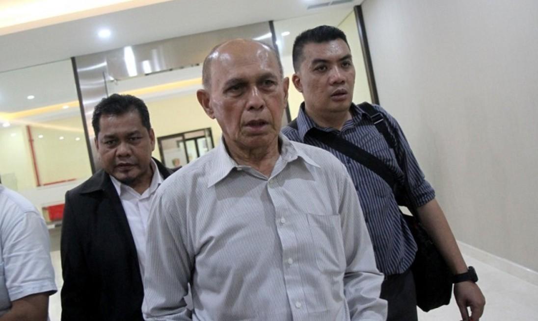 Terkait Pam Swakarsa 98, Kivlan Gugat Wiranto Rp 1 Triliun