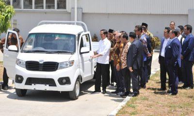 Ada China di Balik Mobil Esemka Yang Diluncurkan Jokowi