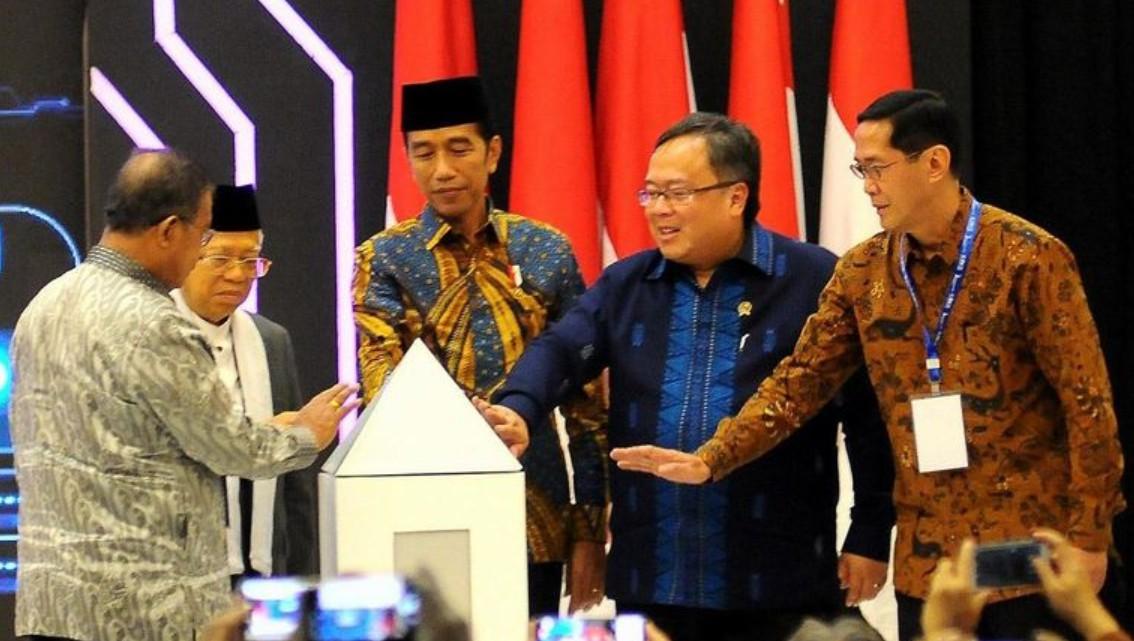 Aset Negara Untuk Pindah Ibu Kota Negara Terhitung Rp 1.100 T