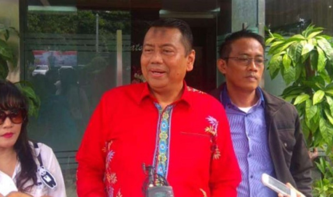 Eks Caleg PDIP, Kapitra Sebut Menolak Revisi UU KPK Perbuatan Makar