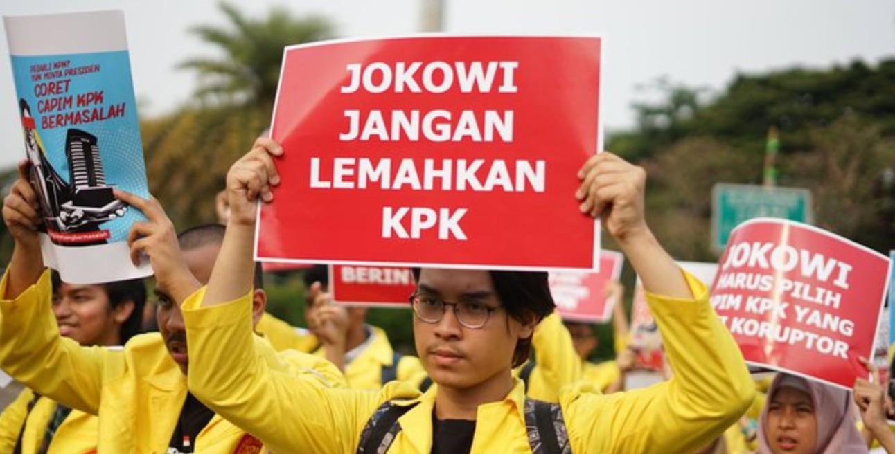 KPK Sedang Dilemahkan Secara Sistematis, Berikut 4 Poin Catatan KPK
