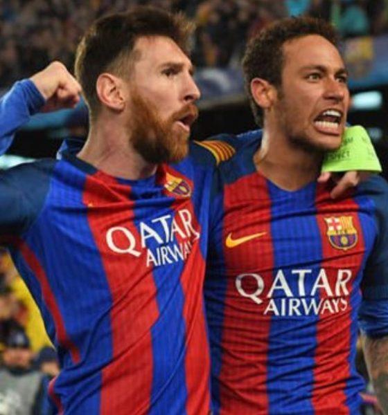 Langkah Neymar ke Barcelona, Messi Tak Mudah Negosiasi Dengan PSG