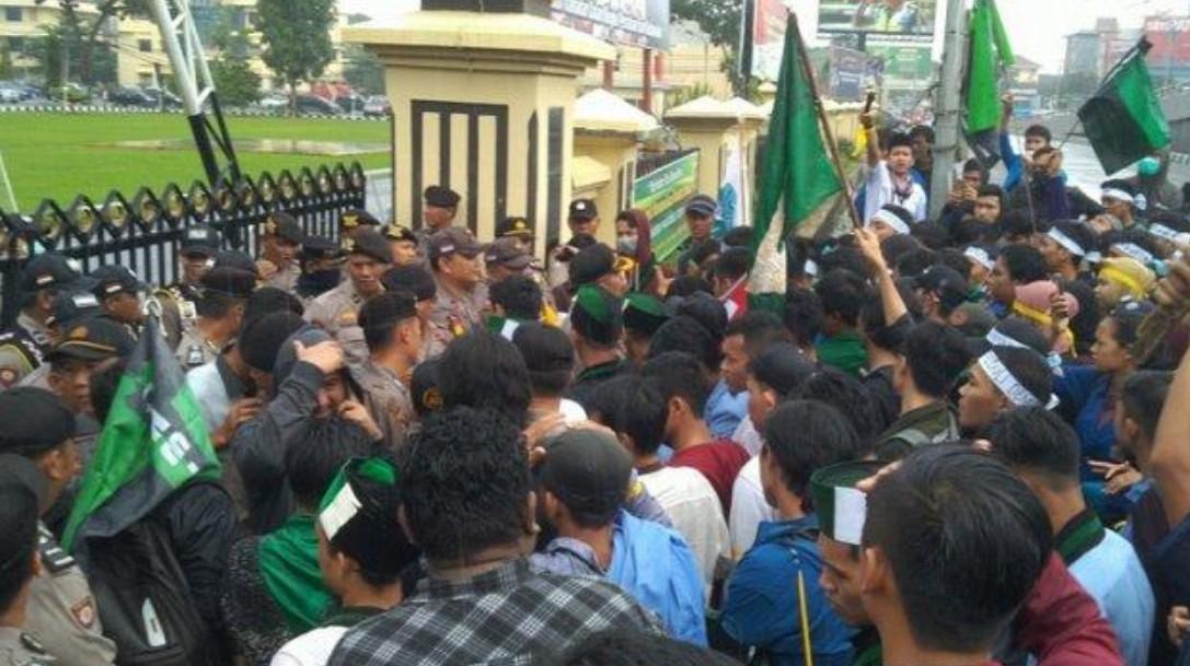Mahasiswa Palembang Rencananya Akan Menggelar Aksi Demo Hari ini