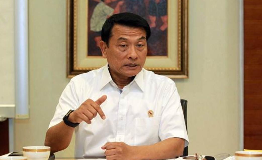 Moeldoko Bantah Jokowi Lempar 'Bola Panas' 10 Capim KPK ke DPR