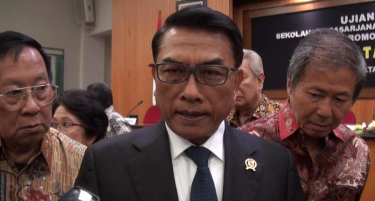Moeldoko Sebut 10 Capim KPK yang Diserahkan ke Jokowi Sudah Final