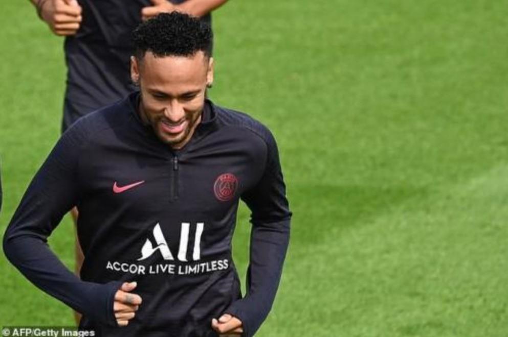 Langkah Neymar ke Barcelona