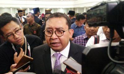 Polemik Capim KPK, Fadli Zon Minta Jokowi Turun Tangan