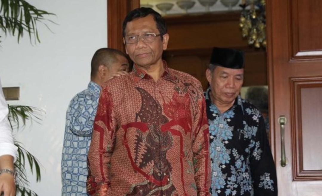 Polemik Pemindahan Ibu Kota, Mahfud MD Itu Wewenang Jokowi