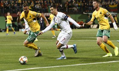 Ronaldo Bersinar di Kualifikasi Piala Eropa, Mourinho Dia Pemain Top