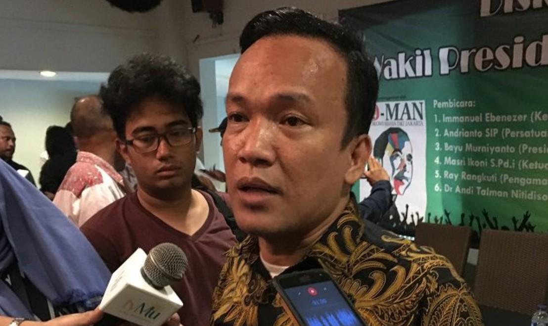 Tuding Anies di Balik Kasus Ambulan DKI, Ketua Jokowi Mania Dipolisikan