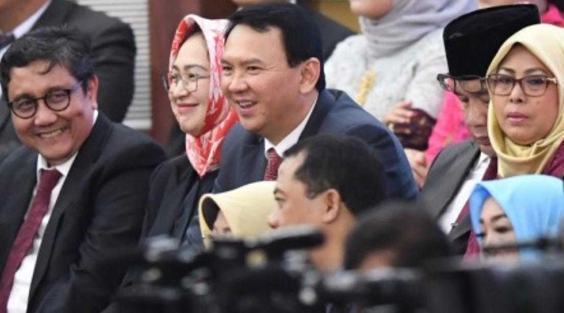 Ahok Ngaku Diundang Istana di Pelantikan Jokowi Sebagai Keluarga