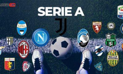 Klasemen Liga Italia Terbaru Musim 20192020