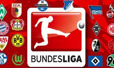 Klasemen Liga Jerman Terbaru Musim 20192020