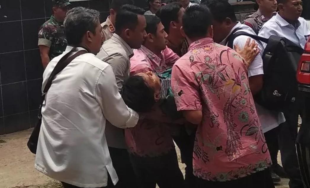 Usai Ditikam dan Terluka, Wiranto Dilarikan Ke RSUD Pandeglang