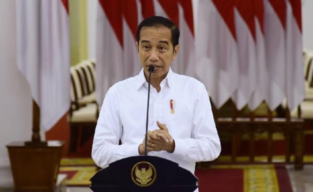 Darurat Covid-19, Jokowi Alhamdulillah Kita Telah Siap Lagi 105 ribu APD