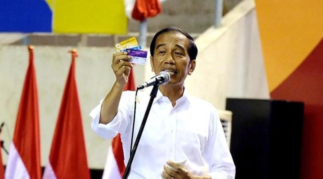Di Tengah Wabah Covid-19, Kartu Prakerja Jokowi Resmi Diluncurkan