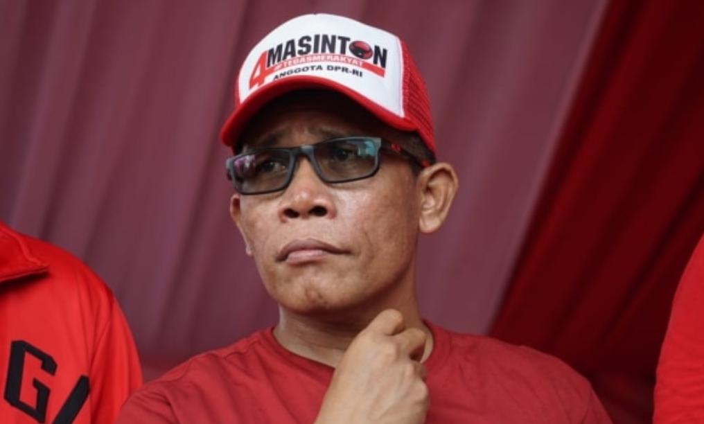 Masinton Bingung Himbauan Jokowi Tak Banyak Diikuti Menterinya