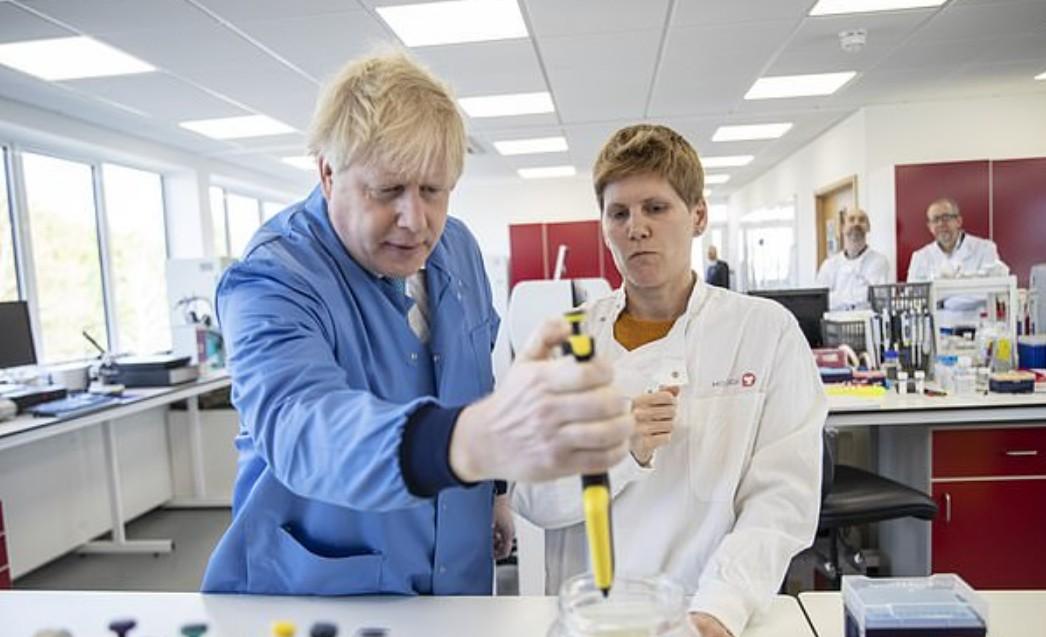Uji Coba Vaksin Covid-19 Pada Manusia, Inggris Perdana Lakukan Uji ini