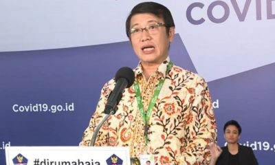 Uji Vaksin Corona, Indonesia Akan Mulai Pada Bulan Juni