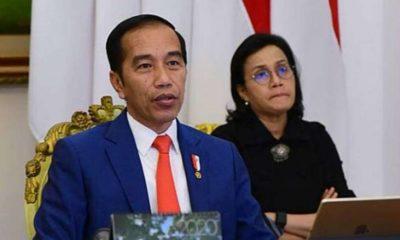 APBN Tekor, Jokowi Tegur Sri Mulyani