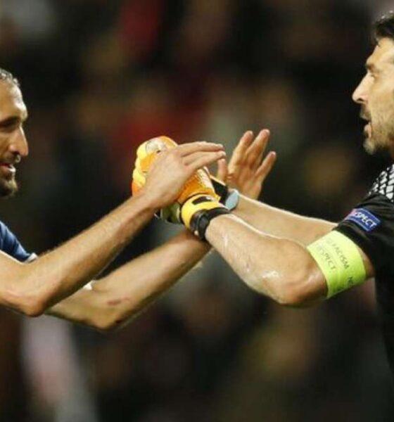 Buffon dan Chiellini Tetap Di Juventus Hingga 2021 Mendatang