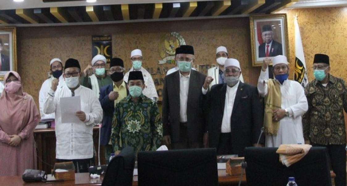 Cium Bau PKI Dalam RUU HIP, Aliansi Masyarakat Betawi Kunjungi PKS