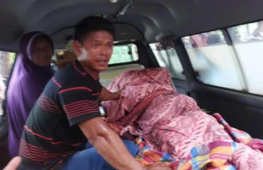Anggota Keluarga yang Hanyut di Sungai Simalungun Ditemukan