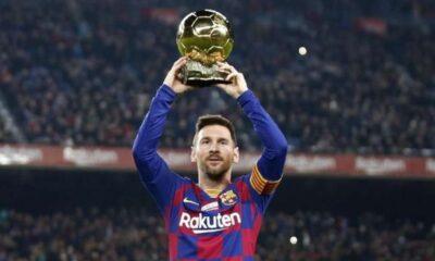 Ballon d'Or 2020 Dibatalkan, Begini Tanggapan dari Barcelona