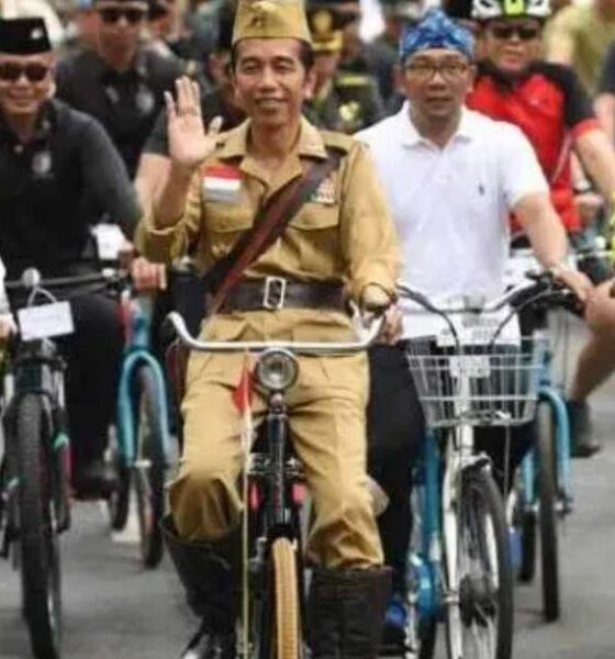 Isu Pajak Sepeda, Haris Rusly; Sekalian Kenakan Pajak Menghirup Udara