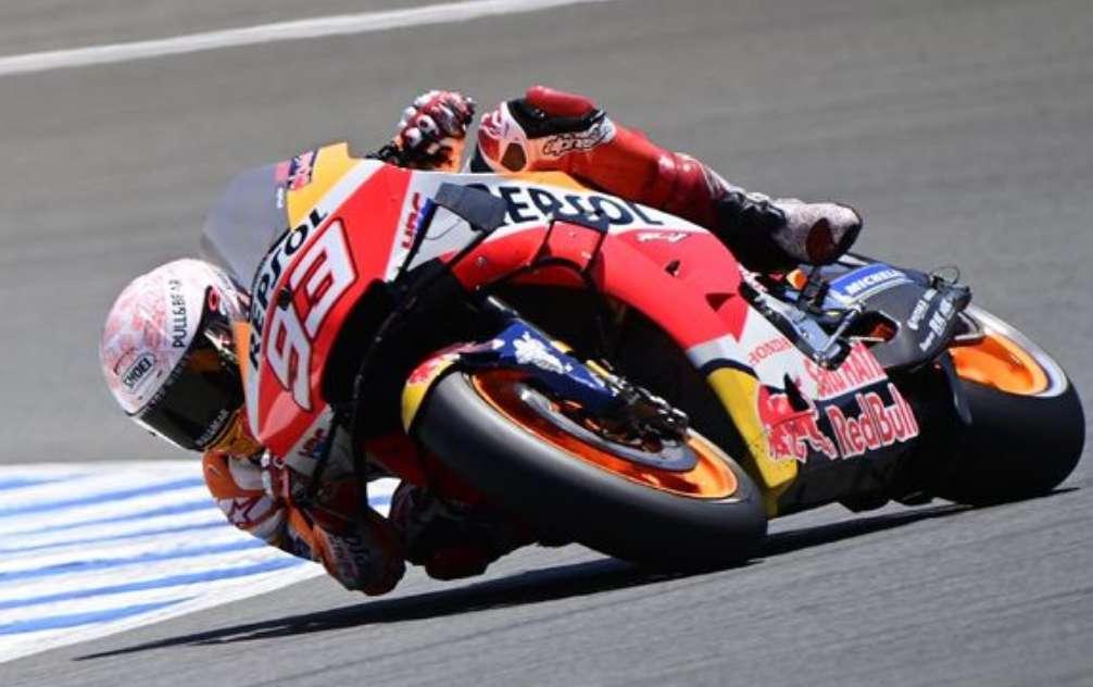 Marquez Tolak Disalahkan Suzuki Jelang MotoGP Spanyol 2020
