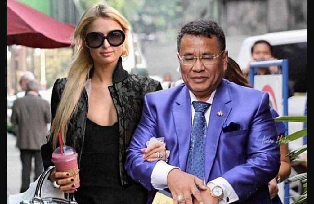 Netizen Geger Melihat Postingan Hotman Paris Jalan Dengan Paris Hilton