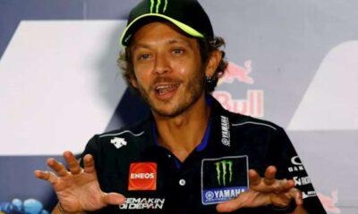 Rossi Gagal Finis di MotoGP Spanyol, Ada Apa dengan The Doctor