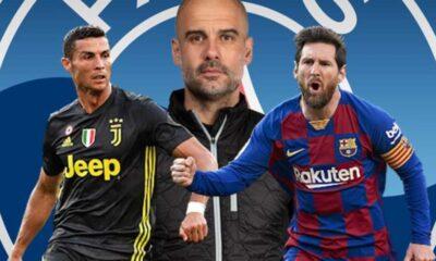 Gila, Ronaldo, Messi dan Guardiola Bakal ke PSG Tahun Depan