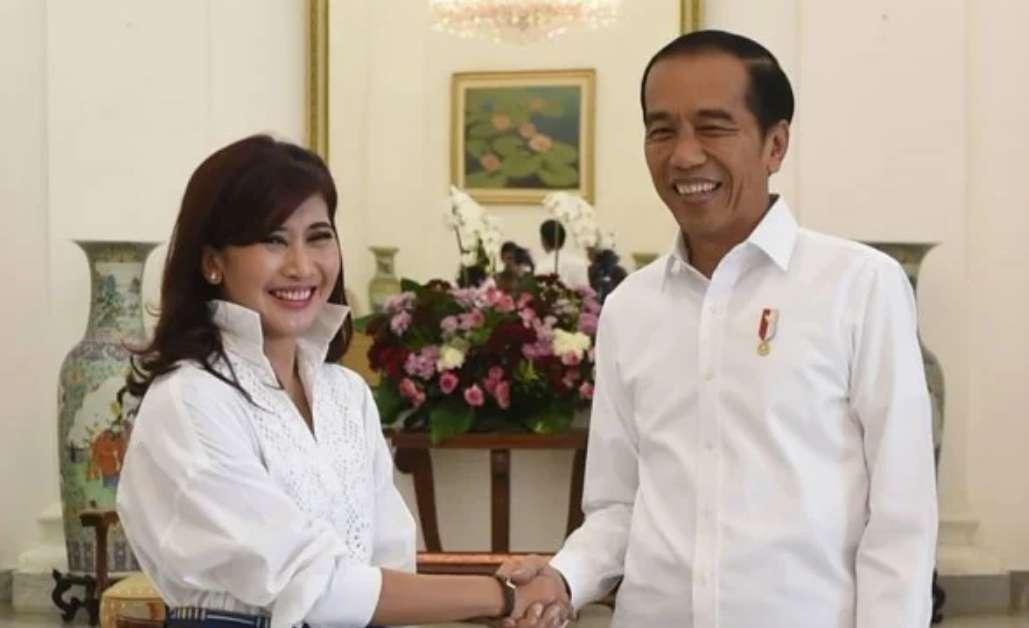 Kisruh Foto Bersama Jokowi, Ike Muti Minta Maaf ke Pemprov DKI