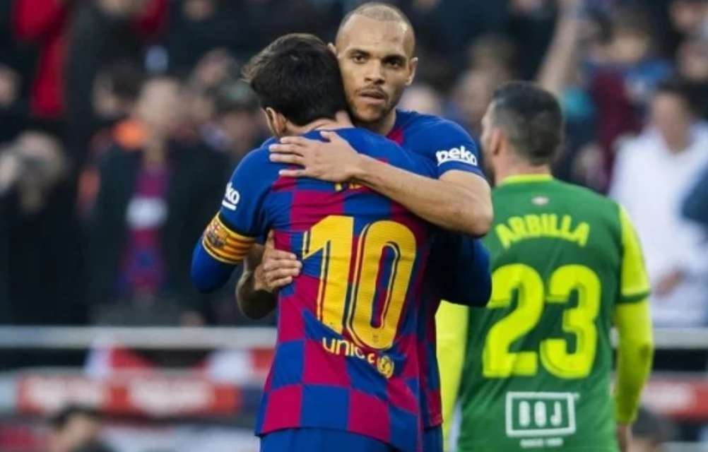 Manfaatkan Kisruh, Striker Ini 'Ngelunjak' Minta Nomor Punggung Messi