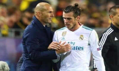 Polemik Gareth Bale di Madrid, Ryan Giggs Ikut-ikutan 'Serang' Zidane