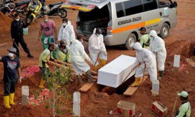 Angka Kematian Covid-19 Bertambah, DKI Buka Lahan Pemakaman Baru
